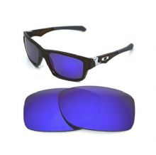 NEW POLARIZED PURPLE REPLACEMENT LENS FOR OAKLEY JUPITER SQUARED SUNGLASSES